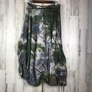 Dresses & Skirts - The Pyramid Collection | Tie Dye Maxi Skirt XL